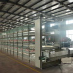 Cages for Broiler Chickens in Poultry Farming Cage System