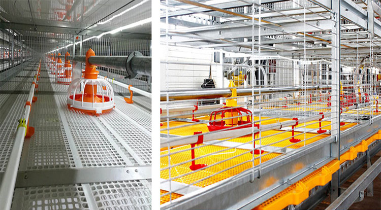 Poultry cages for broiler cage system are suitabe for your farm.