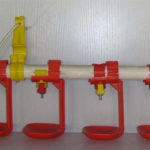 Automatic Chicken & Poultry Waterer | Poultry Nipple Drinking System